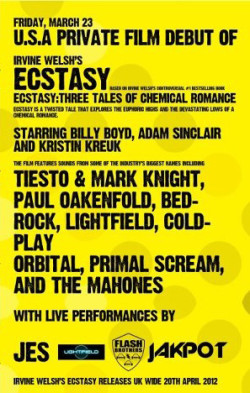 Ecstasy-Premiere